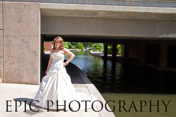 Kylie and Tony Bridals