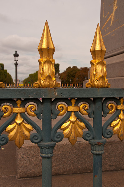 So much of Paris is gilded