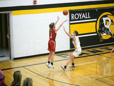 Highland @ Royal Girls Basketball 2-13-21