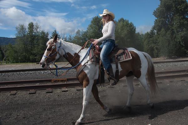 Roslyn/Cle Elum Cowgirls