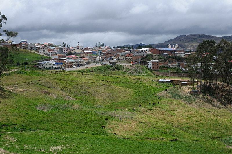 Ingapirca Town
