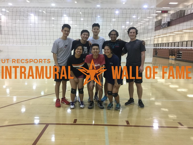 Spring 2018 Volleyball Men's Runner-Up Who's Got the Good D