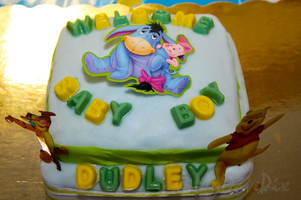Dudley Babies Shower