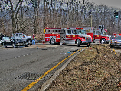 2-15-12 MVA With Injuries, Route 9 At Roa Hook Road