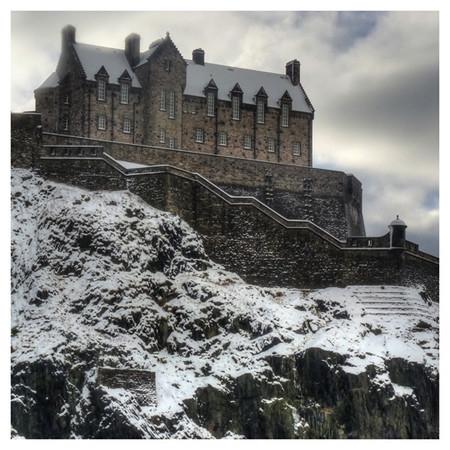 Edinburgh Castle in the snow.jpg