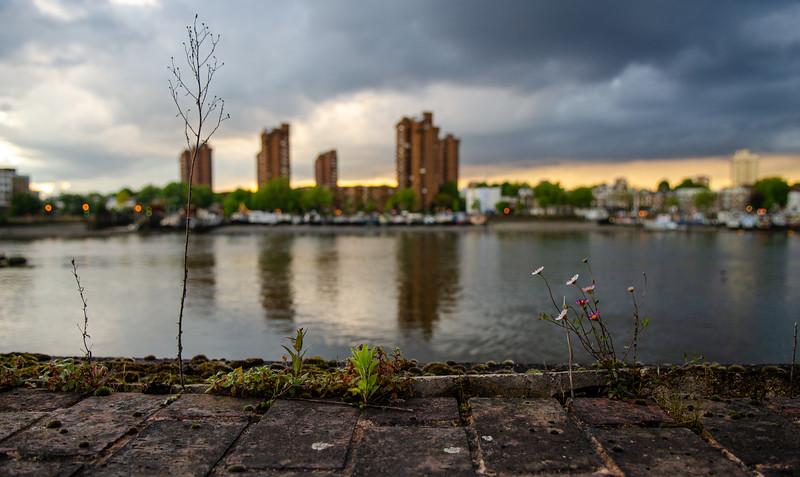 Battersea Riverside microworld