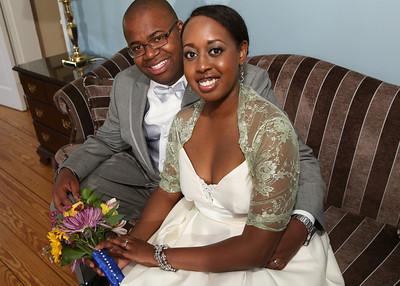Stephanie and Travis Wedding