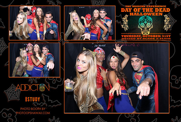 Day of the Dead - The MODERN Experience (Halloween 2013)