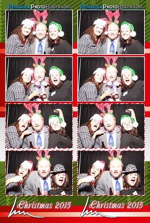 Hatch Mott MacDonald Christmas Party