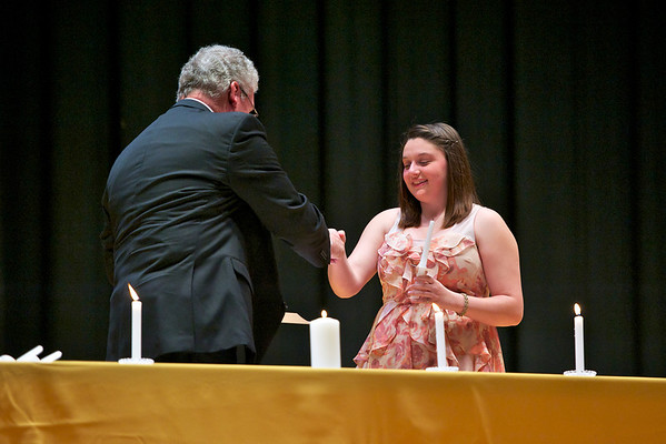 2012 New Brighton HS National Honor Society Induction Ceremony