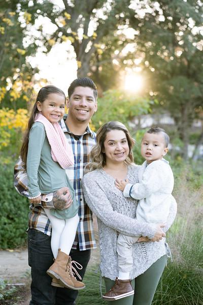 Rosas Family 2018