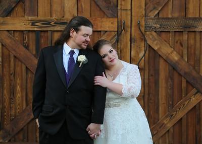 Amanda & Allen at Persimmon Creek Barn