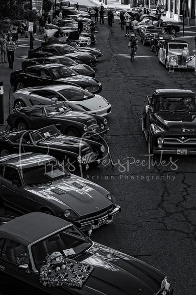 Park City, Utah Car Show 2017