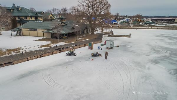 Clayton Ice Fishing