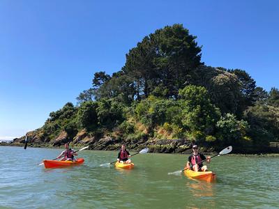 San Rafael Kayak: May 12, 2019