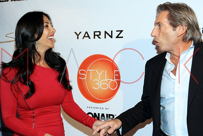 NEW YORK, NY - FEBRUARY 11:  Yarnz Preview Party Fall 2013 Style360 at Haven Ski Chalet At The Sanctuary Hotel on February 11, 2013 in New York City.