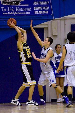 NEW! Soph vs. Capo 1-30-2009