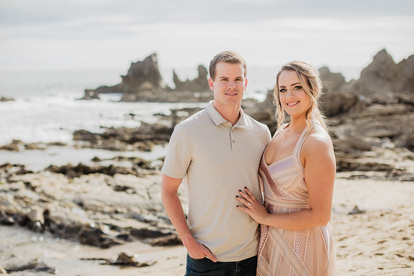 Elizabeth and Andrew | Little Corona and Heiler Park Engagement