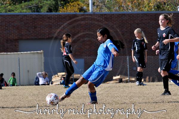 2010 112110 U10G 1:00pm Field C (Triumph Cup Tournament)