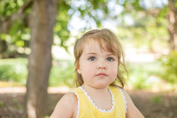 Allegra, 2 years