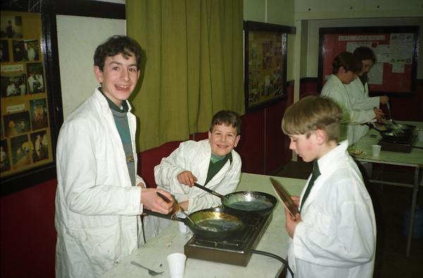 Scout Pancakes