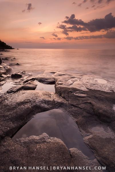 Lake Superior Puddle