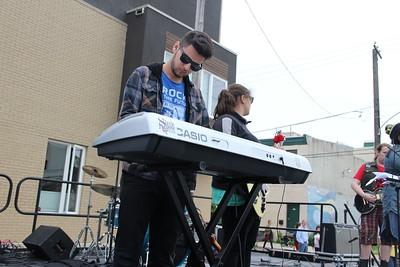 2017 House Band at Trenton Arts Festival