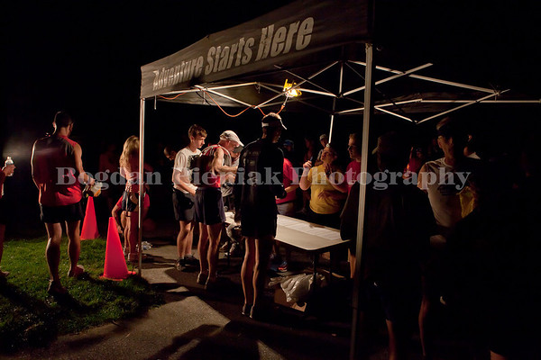 """The Race"" Burning River Ultra 100 -  8-1-2010"