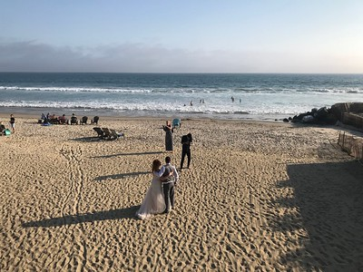 2018 0727 Lauren and Matt Douville Wedding Malibu