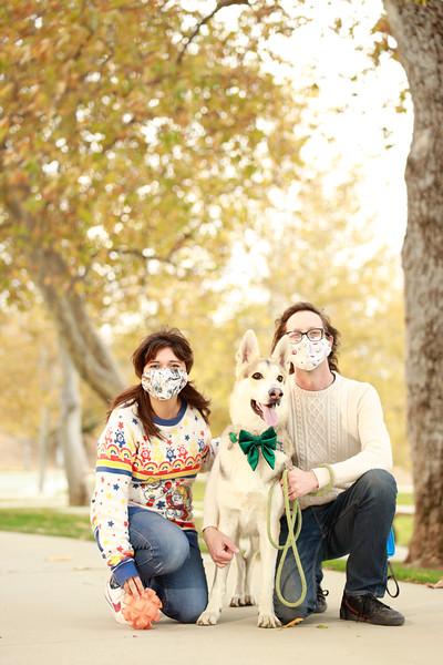 2020 Ratchford family portrait