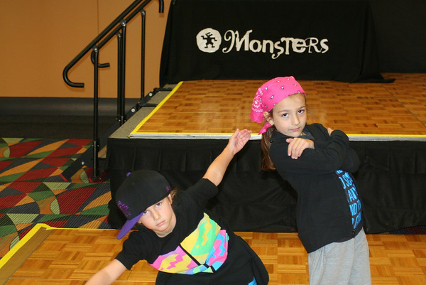 Monsters of Hip Hop November 2012