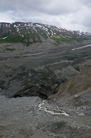 Dayhike on the Canwell Glacier   2014-07-23