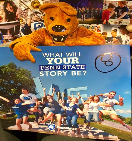 Matthew, Jr's Tour of Penn St. Univ. - Thur., June 13, 2019