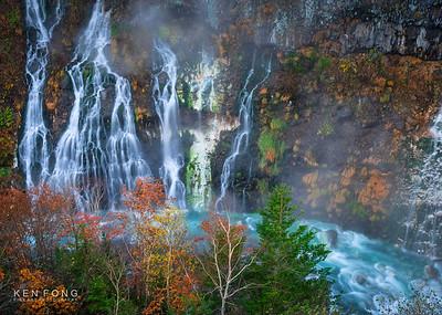 2015 Hokkaido Fall Colors