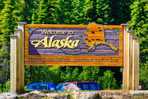 Alaskan Arctic, June & July, 2012