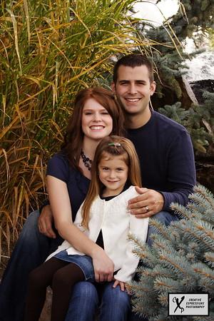 Morse Family Portraits
