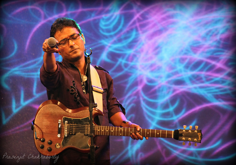 Anindya 'Shohor' Bose, Alive India In Concert Session 1