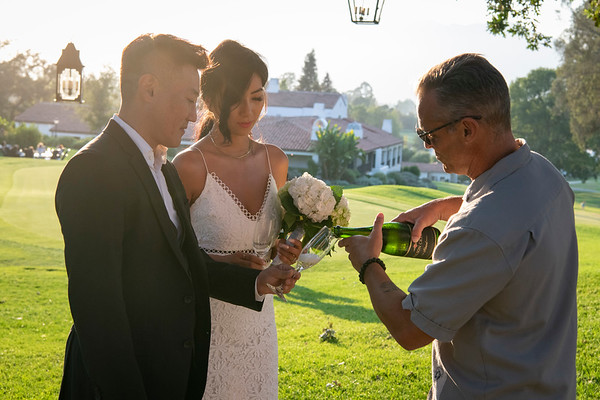 Rick & Minji Wedding