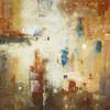 Transition Time-Ridgers, AEAZAS13-7-22, 40x40 canvas