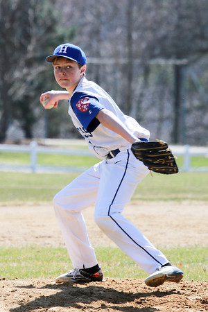 Boys' JV Baseball vs. Tilton | April 15th