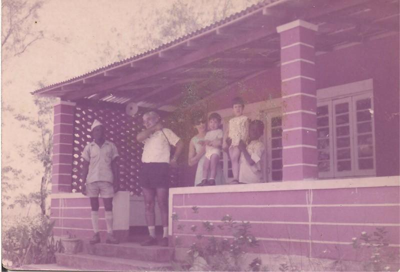 Maludi 1971 - Baptizado neto de Figueiredo Antunes