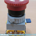 SKU: AE-SWITCH/E, Generic Φ22 Mounting Hole Size Emergency Stop Switch for CNC Automation