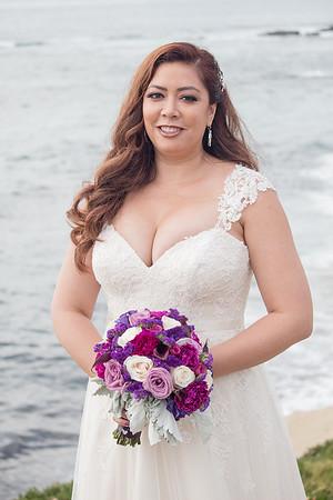 Mariecel Wedding Portraits