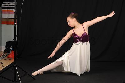 Wednesday at IPR - Ballet IV, Ms. Tara
