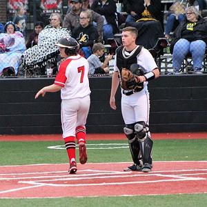 Shelbyville vs Alto Baseball Playoffs Area Round
