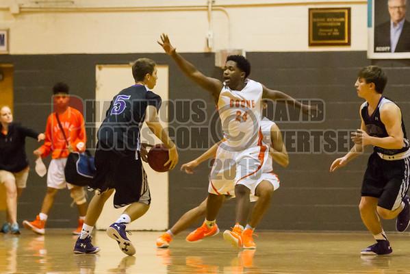 Boone Boys Varsity Basketball #24 - 2015