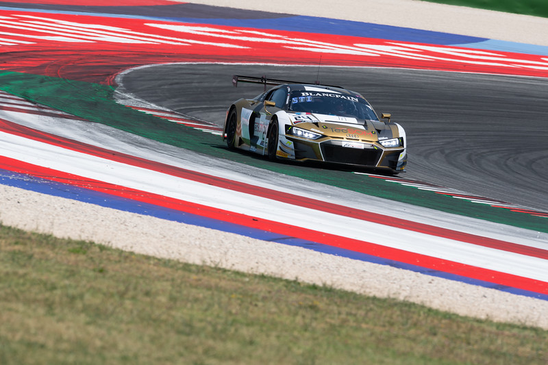 2019 Blancpain GT World Challenge Europe Misano.  ©2019 Ian Musson. All Rights Reserved.