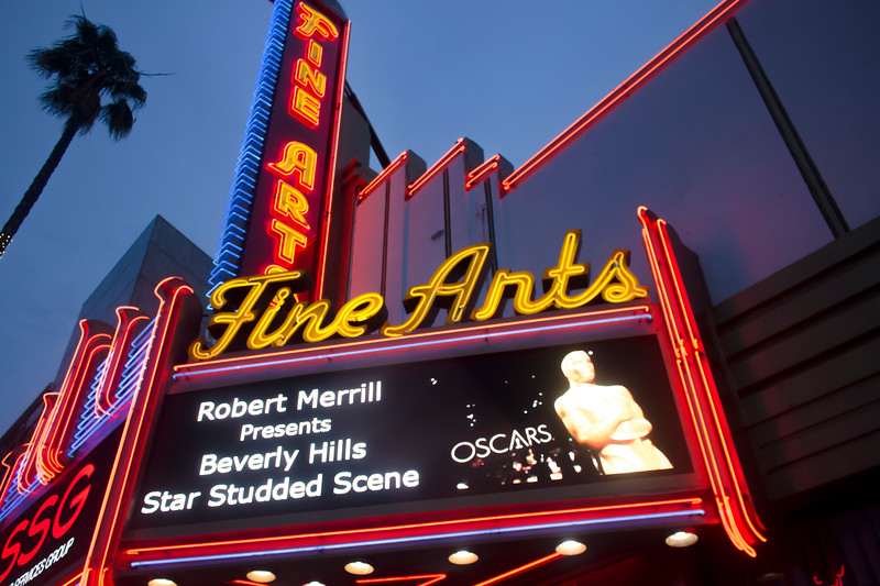 Robert Merrill Presents Beverly Hills Star Studded Scene Oscars Party