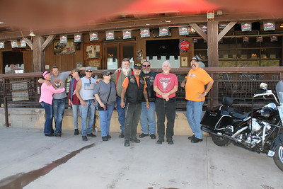 Harrolds Breakfast Ride 7-24-16