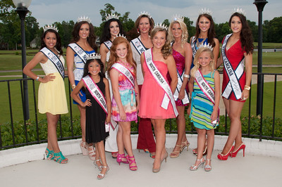 Miss NC & SC United States 2013 Party